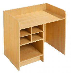 table à langer Kazeo 5 cases Wesco