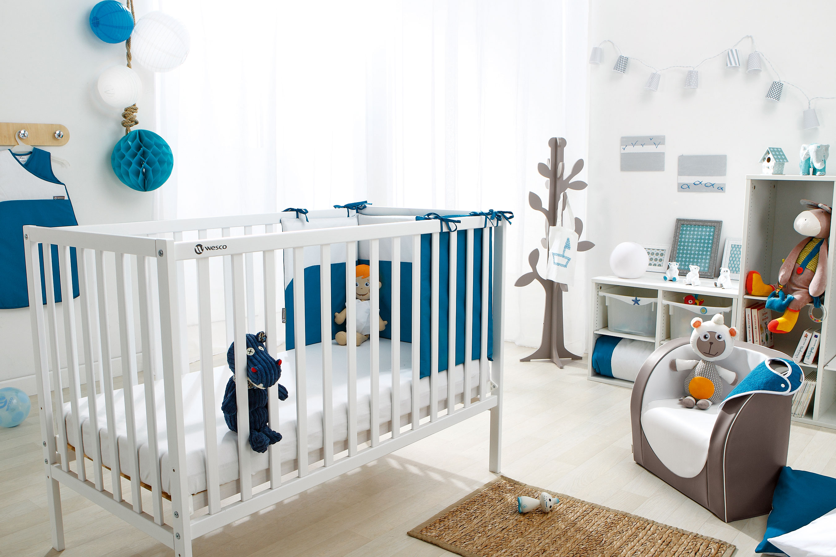 Am nagement d une chambre d enfant le blog wesco for Amenager chambre