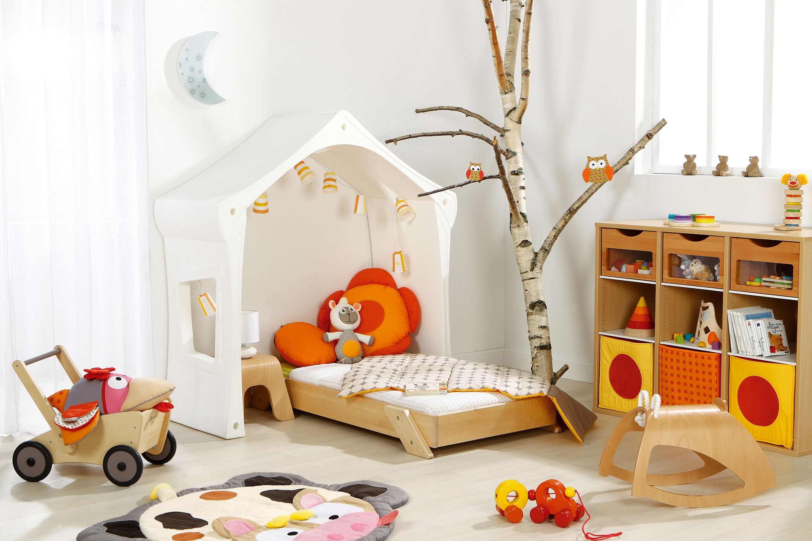 Amenager chambre enfant id es de design d 39 int rieur for Enfant design