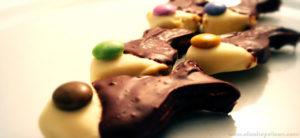 recette sablés poissons chocolat