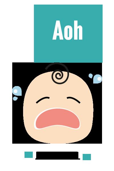 Reconnaître les pleurs de bébé : Aoh