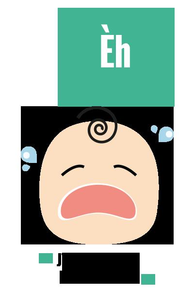 Reconnaître les pleurs de bébé : Éh