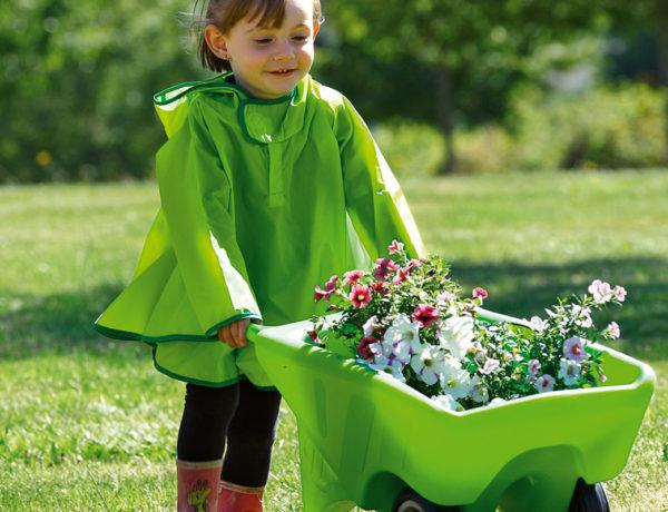 éveil, nature et jardinage enfant brouette wesco