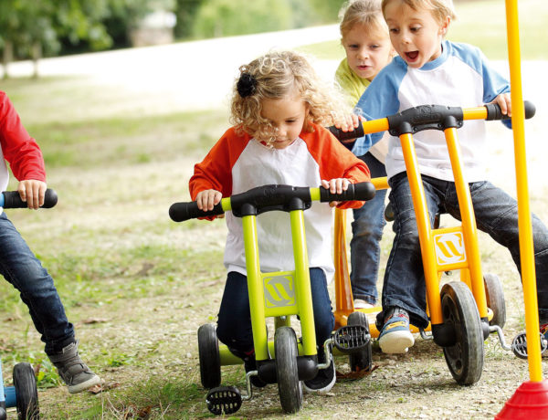 enfant sécurité routière