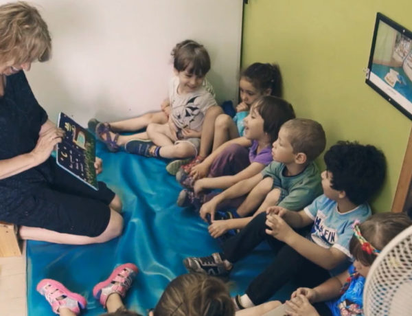 enfants et la lecture interactive