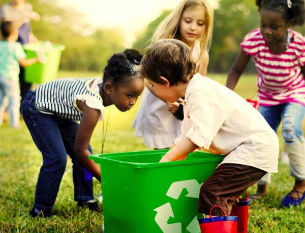 10 activités environnementales pour la petite enfance