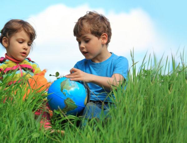 Sensibiliser les enfants à l'environnement dès le plus jeune âge
