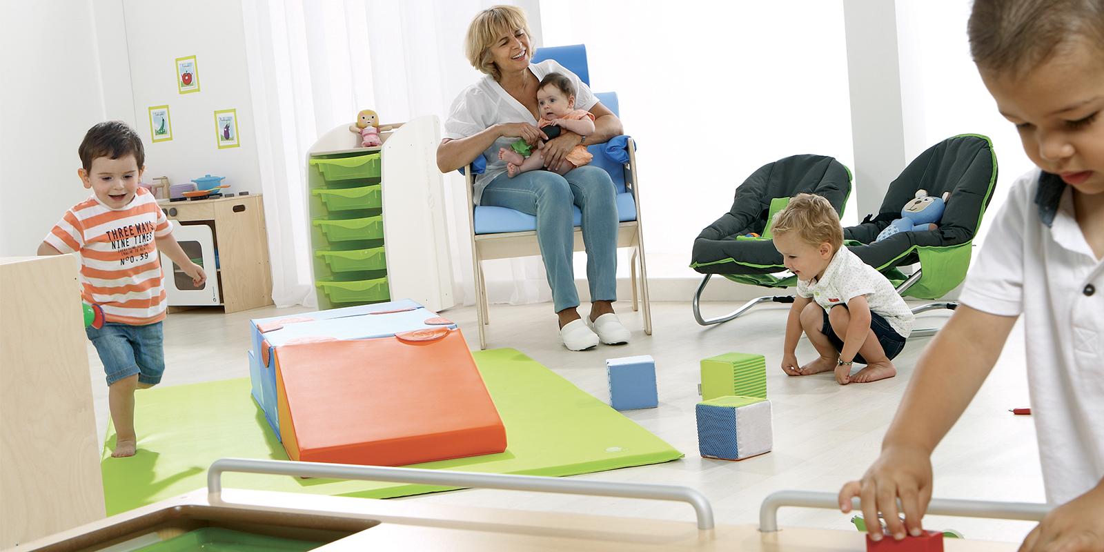 équipement assistante maternelle