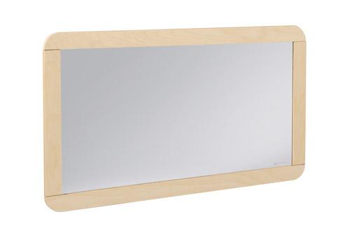 Miroir Bébé en plexiglass incassable Wesco