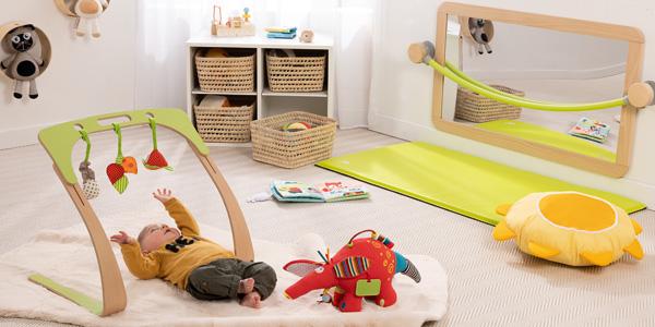 Nido Montessori par Wesco