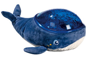 VEILLEUSE AQUA DREAM BALEINE