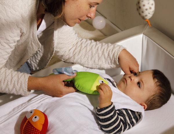 Comment réagir face à une terreur nocturne de bébé ? avec Wesco