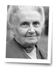 Maria Montessori - le blog Wesco
