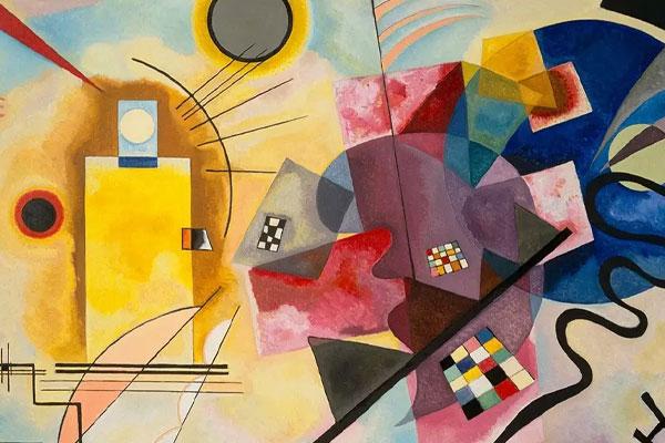 Découvrir l'art moderne et Kandinsky pour développer la créativité des enfants avec Wesco