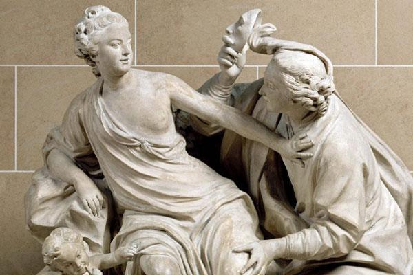 Découvrir la sculpture du Louvre pour développer la créativité des enfants, avec Wesco