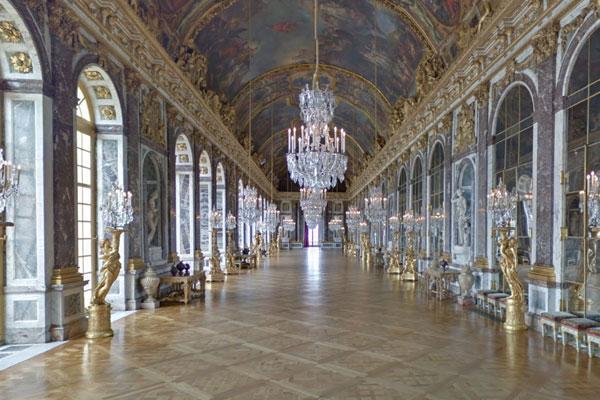 Visitez le Château de Versailles depuis chez vous pour développer la créativité des enfants, avec Wesco
