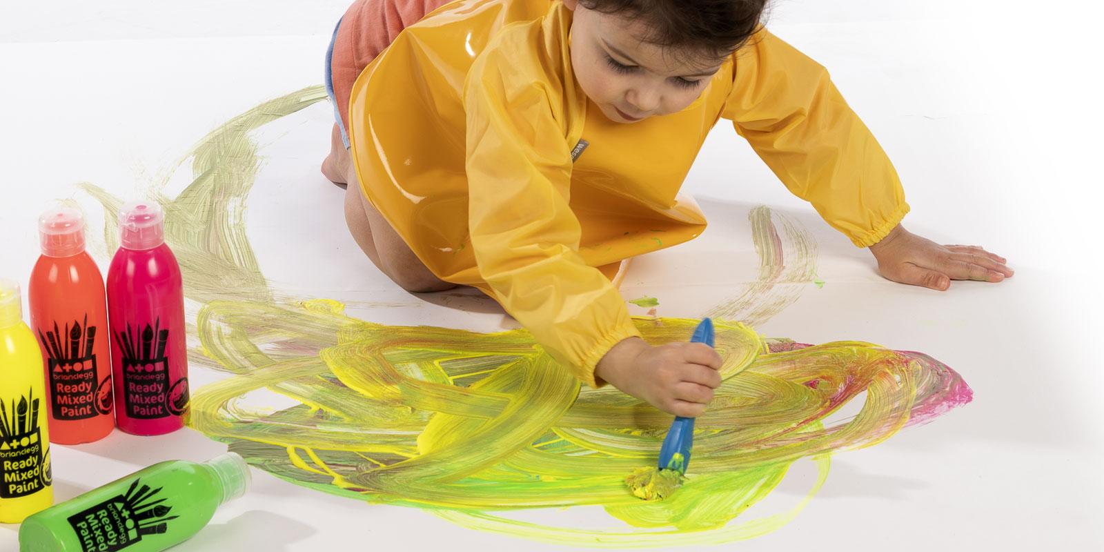 Libérez la créativité des enfants avec Wesco