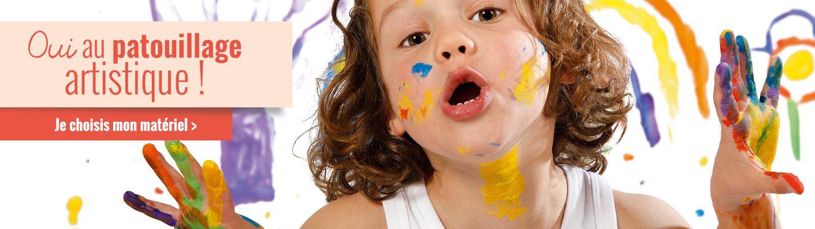 Développer la créativité des enfants avec Wesco