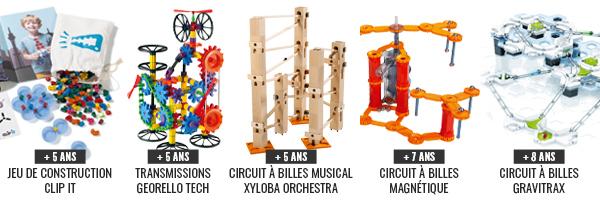 Wesco, les jeux de construction pour les enfants à partir de 6 ans