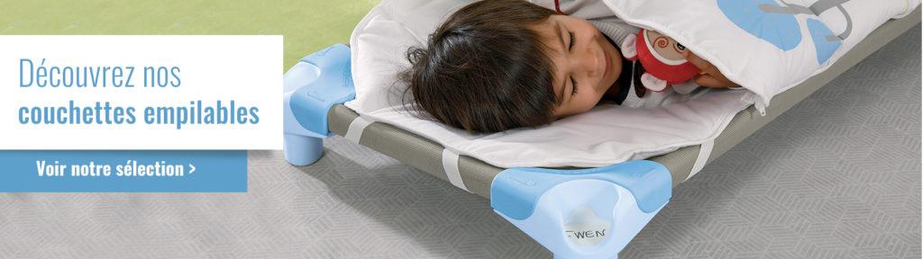 Les couchettes Wesco, la sieste idéale