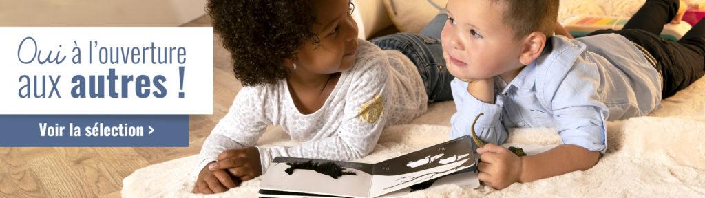 sélection produit tolérance enfant diversité culturelle